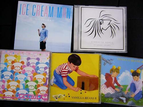 最近買ったCD